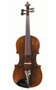 Antique 19th century Bohemian violin