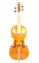 Baroque violin after Andrea Amati - top
