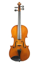 Outstanding antique French violin, approx. 1880, large, warm tone