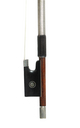 German violin bow with Parisian eye - frog