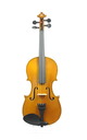 1/2 - sophisticated children's 1/2 violin from Mirecourt- top view