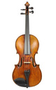 French violin, probably Moitessier - top