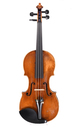 Antique Czech master violin approx. 1860  - top