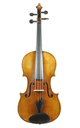 Good viola, Germany around 1900 - top