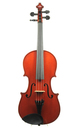 "Antique French J.T.L. violin of Mirecourt, ""A. Salvator"" model - two piece sppruce top"