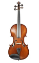 Italian violin by Antonio Lechi - top