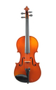 French 3/4 violin Mirecourt - top