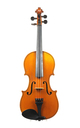 French 3/4 violin Breton Mirecourt - top