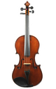 Italian violin by Aristide Cavalli, Cremona - top