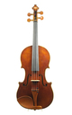 Old Viennese violin, 19th century