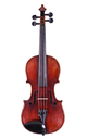 3/4 - fine and excellent 3/4 Neuner & Hornsteiner 3/4 violin, Mittenwald, 1889 - table