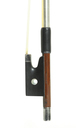 Violin bow by C.A. Hoyer, Markneukirchen - frog