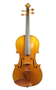 Warm sounding French Mirecourt violin, 1920's - table