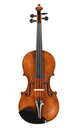 Attractive Saxon master violin - c. 1920