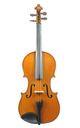Lovely 3/4 violin from Mirecourt - top