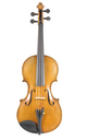 English violin, ca. 1820 - top