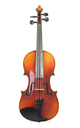 Antique violin, Albin Paulus, Markneukirchen c.1910 - top