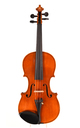 Antique Mittenwald violin from the Mittenwald violin-making school, 1919 - top