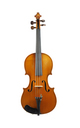 Mansuy Mirecourt rare 1/2 violin - top
