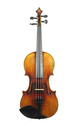 3/4 violin from Saxony, circa 1930