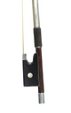August Edwin Prager (A.E. Prager) violin bow ca. 1930 - frog