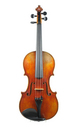 Fine 7/8 violin by Oswald Möckel, Berlin 1908 - top