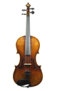 English violin, after Guarneri, approx. 1870 - top