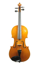 Good Mittenwald 7/8 violin, 1988, Mathias Klotz workshop - top