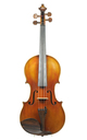 "Mirecourt - antique French violin ""Sebastien Kloz"", c.1940 - top"