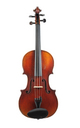 3/4 - French violin, Mirecourt approx. 1880 - top