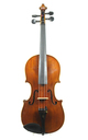 Attractive old German violin after Amati, approx. 1920 - table of spruce wood