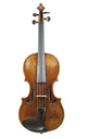 Master violin from Southern Germany, 1750 ca. - top