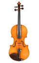 German violin Meinel & Herold violin, Markneukirchen ca. 1920 - top