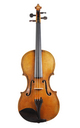 French violin, copy of Maggini - top