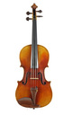 Violin by Georg Louis Doelling (jr.), Markneukirchen 1897 - top