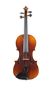 3/4 - old German Schuster & Co. violin - top