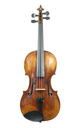 Fine violin of the Thir circle / school, approx. 1750 (certificate Hieronymus Köstler)