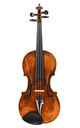 WORKED OVER AND IMPROVED Fine violin of the Thir circle / school, approx. 1750 (certificate Hieronymus Köstler)