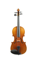 R. Schopper, Leipzig, small violin 1/4 sized, about 1920 - top