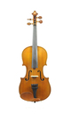 1/2 - antique 19th century French 1/2 violin, c.1870 - table