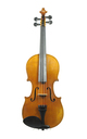 Mittenwald 3/4 violin, approx. 1900 - top