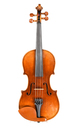 3/4 - Violin by E. L. Gütter. Markneukirchen, approx. 1920