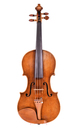 Czech Violin, c.1910. Warm, large sound