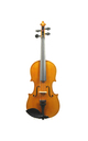 French 1/8 violin - top