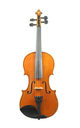 3/4 French violin, Mirecourt approx. 1900 - top