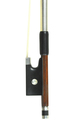 Outstanding Markneukirchen violin bow, approx. 1910