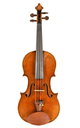 SALE Attractive old Czech violin, a beautiful Stradivarius model