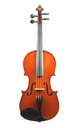 Good French Mirecourt violin, for Paul Beuscher, Paris 1935 - top
