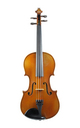 Fine French 3/4 master violin, Mirecourt - table