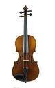 F. A. Meisel, Klingenthal - 3/4 violin, 1896 - table